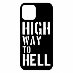 Чехол для iPhone 12/12 Pro High way to hell