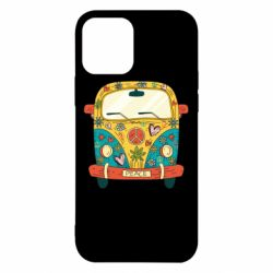 Чохол для iPhone 12/12 Pro Hippie bus