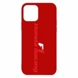 Чехол для iPhone 12/12 Pro Honda F1 Racing