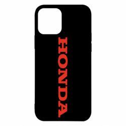Чохол для iPhone 12/12 Pro Honda напис