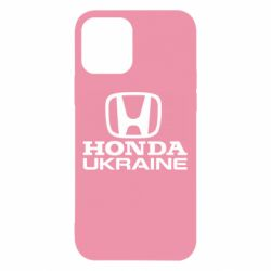Чехол для iPhone 12/12 Pro Honda Ukraine