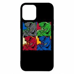 Чехол для iPhone 12/12 Pro Hulk pop art