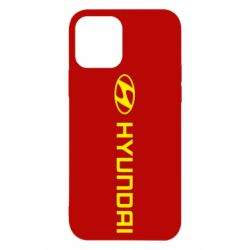 Чехол для iPhone 12/12 Pro Hyundai 2