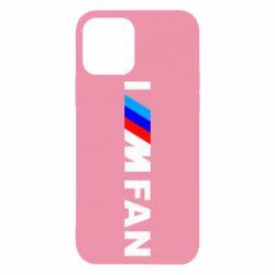Чохол для iPhone 12/12 Pro I am FAN