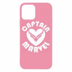 Чохол для iPhone 12/12 Pro I love Captain Marvel