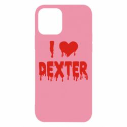 Чехол для iPhone 12/12 Pro I love Dexter