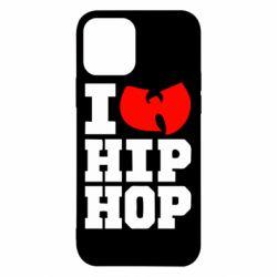 Чехол для iPhone 12/12 Pro I love Hip-hop Wu-Tang