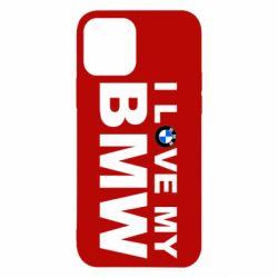 Чохол для iPhone 12/12 Pro I love my BMW