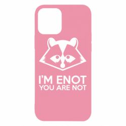 Чехол для iPhone 12/12 Pro I'm ENOT