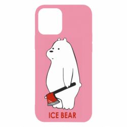 Чохол для iPhone 12/12 Pro Ice bear