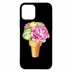 Чохол для iPhone 12/12 Pro Ice cream flowers