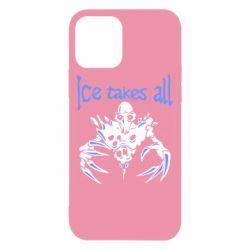 Чехол для iPhone 12/12 Pro Ice takes all Dota