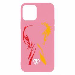 Чехол для iPhone 12/12 Pro Ichigo and Rukia