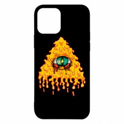Чехол для iPhone 12/12 Pro Illuminati is melting