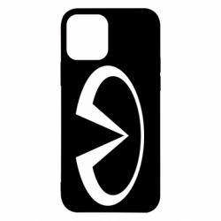 Чехол для iPhone 12/12 Pro Infiniti logo