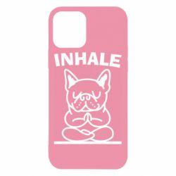 Чохол для iPhone 12/12 Pro Inhale