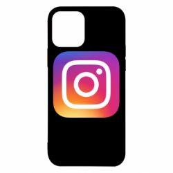 Чохол для iPhone 12 Instagram Logo Gradient