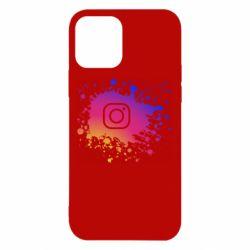 Чехол для iPhone 12/12 Pro Instagram spray