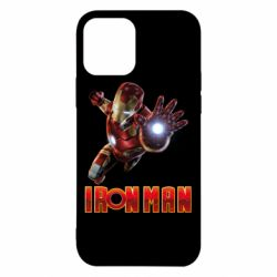 Чохол для iPhone 12/12 Pro Iron Man 2