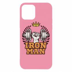Чохол для iPhone 12/12 Pro Iron man and sports