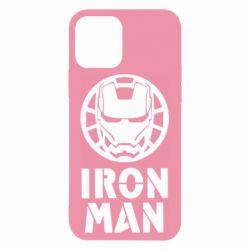 Чохол для iPhone 12/12 Pro Iron man text