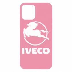 Чехол для iPhone 12/12 Pro IVECO