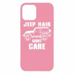 Чохол для iPhone 12/12 Pro Jeep hair don't care