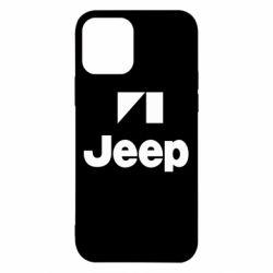 Чехол для iPhone 12/12 Pro Jeep Logo