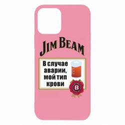 Чохол для iPhone 12/12 Pro Jim beam accident