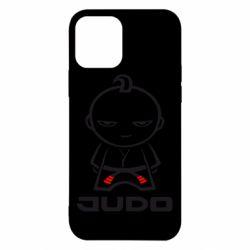 Чохол для iPhone 12/12 Pro Judo Fighter
