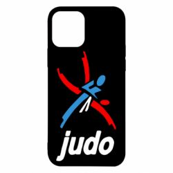 Чохол для iPhone 12/12 Pro Judo Logo
