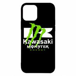 Чохол для iPhone 12 Kawasaki Monster Energy