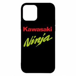 Чехол для iPhone 12/12 Pro Kawasaki Ninja