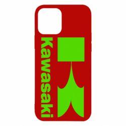 Чехол для iPhone 12 Kawasaki