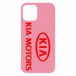 Чохол для iPhone 12/12 Pro Kia Logo