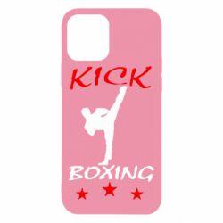 Чохол для iPhone 12/12 Pro Kickboxing Fight