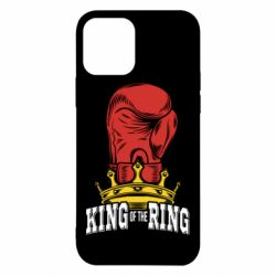 Чохол для iPhone 12/12 Pro king of the Ring