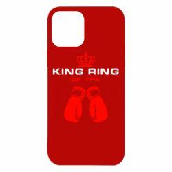Чохол для iPhone 12/12 Pro King Ring