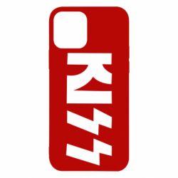 Чехол для iPhone 12/12 Pro Kiss Logo