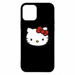 Чехол для iPhone 12/12 Pro Kitty