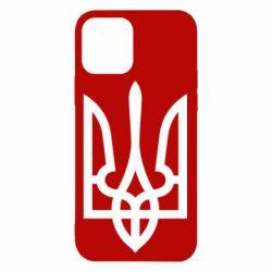 Чехол для iPhone 12/12 Pro Класичний герб України