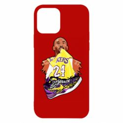 Чехол для iPhone 12/12 Pro Kobe Bryant and sneakers