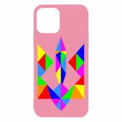 Чехол для iPhone 12/12 Pro Кольоровий герб