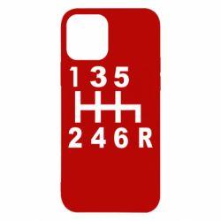 Чехол для iPhone 12/12 Pro Коробка передач