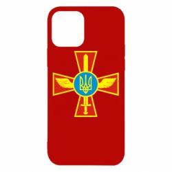 Чехол для iPhone 12/12 Pro Крест з мечем та гербом