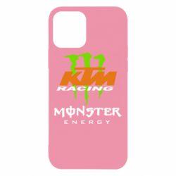 Чохол для iPhone 12/12 Pro KTM Monster Enegry