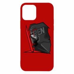 Чехол для iPhone 12/12 Pro Kylo Ren Art