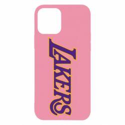 Чохол для iPhone 12/12 Pro LA Lakers