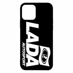 Чехол для iPhone 12/12 Pro Lada Autosport