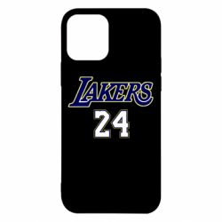 Чехол для iPhone 12/12 Pro Lakers 24
